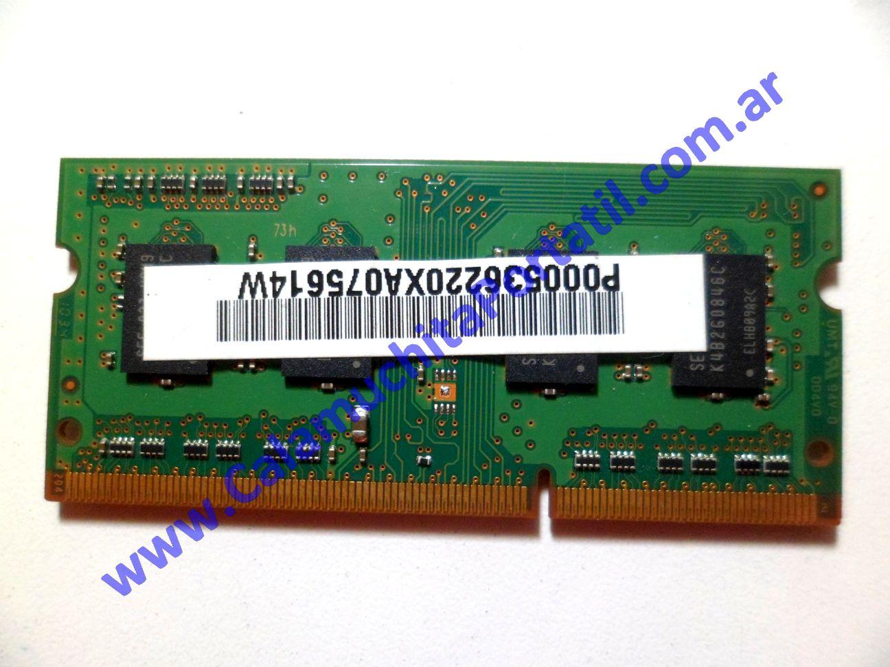 0001NMA Memoria Compaq Presario X1000