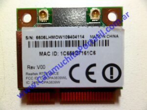 0001PWI Placa Wifi Compaq Presario X1000