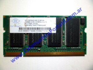 0002NMA Memoria Compaq Presario X1000