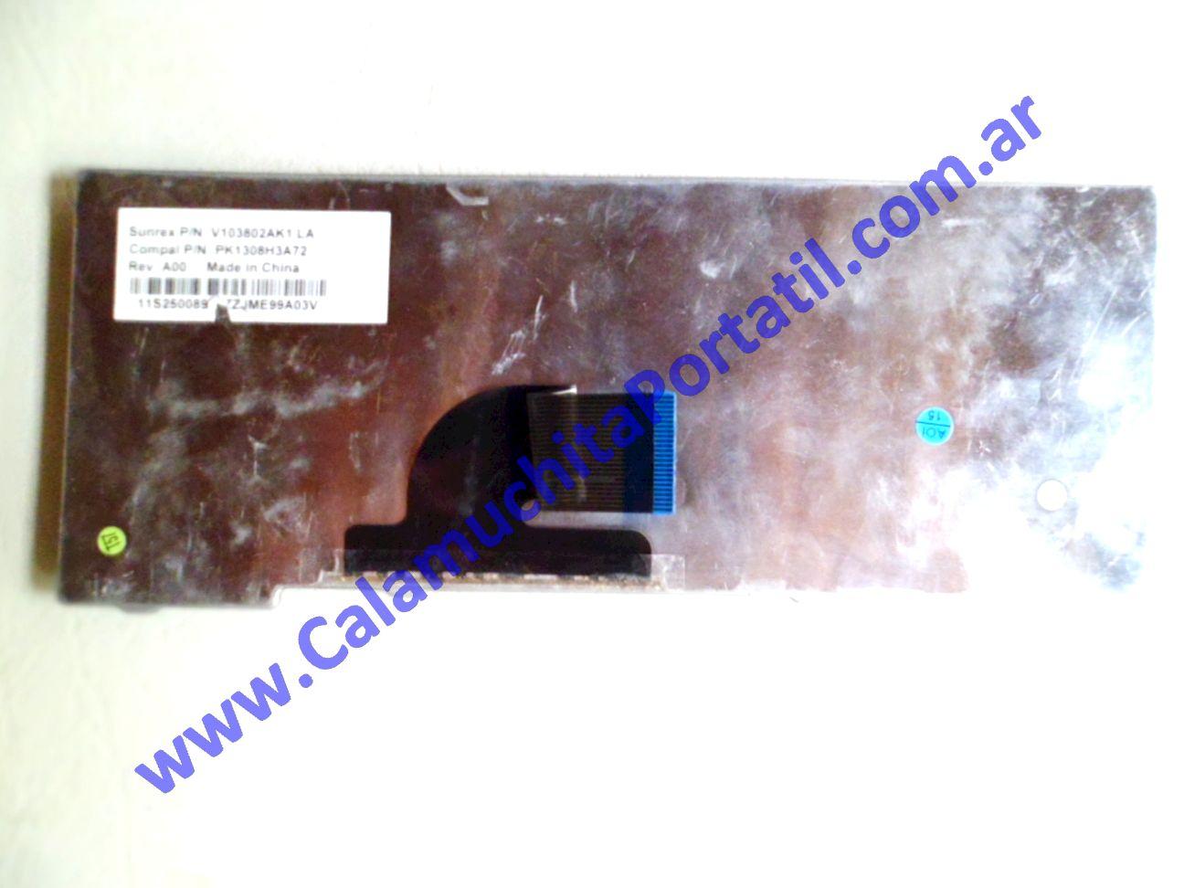 0004KBA Teclado Lenovo S10-2