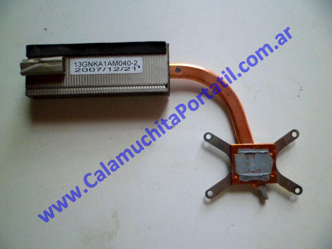 0010UDA Disipador Packard Bell ALP-Ajax A