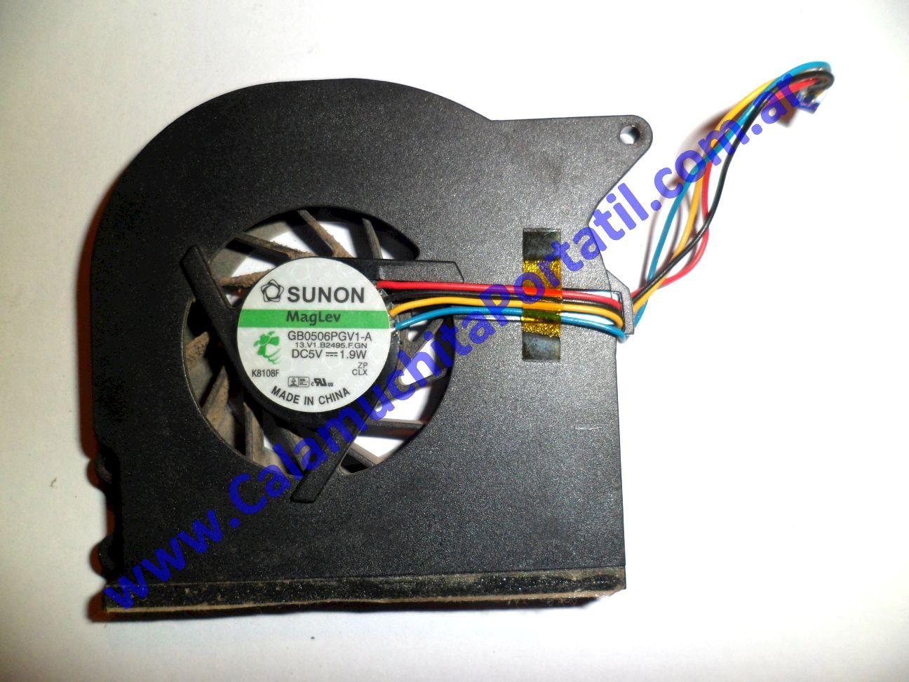0010VEA Cooler Packard Bell ALP-Ajax A