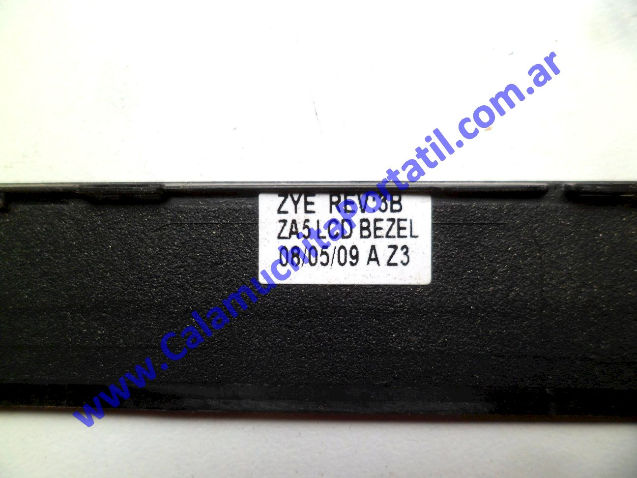 0011CAB Carcasa Marco Packard Bell Dot-M-A / ZA8
