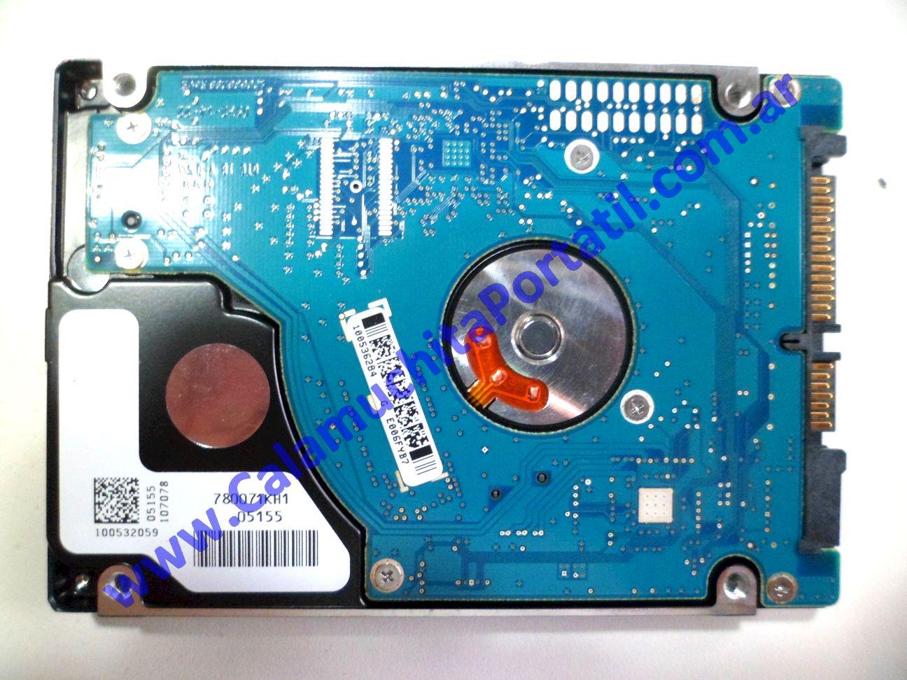 0011HDA Disco Rígido Packard Bell Dot-M-A / ZA8