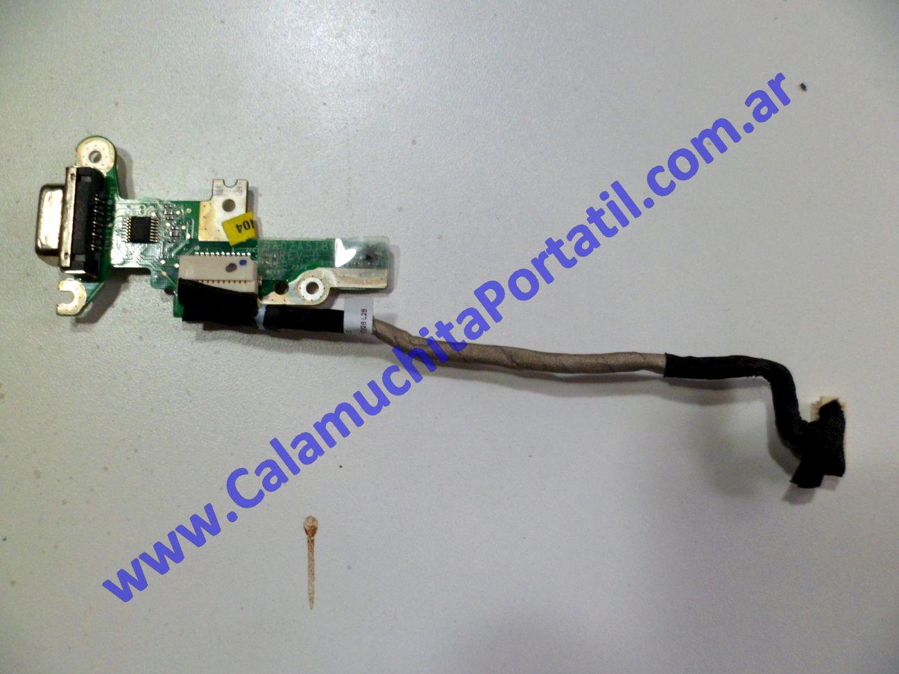 0011PEN Placa Encendido Packard Bell Dot-M-A / ZA8