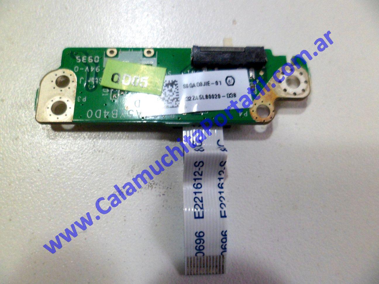 0011PLE Placa Leds Packard Bell Dot-M-A / ZA8
