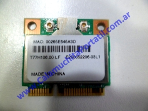 0011PWI Placa Wifi Packard Bell Dot-M-A / ZA8