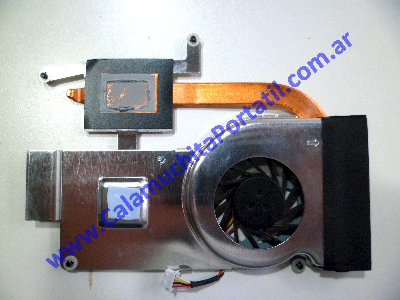 0011VDA Cooler C/Disipador Packard Bell Dot-M-A / ZA8
