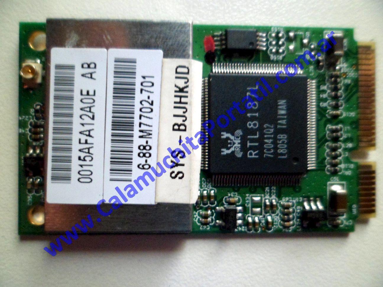 0012PWI Placa Wifi Banghó M66SRU