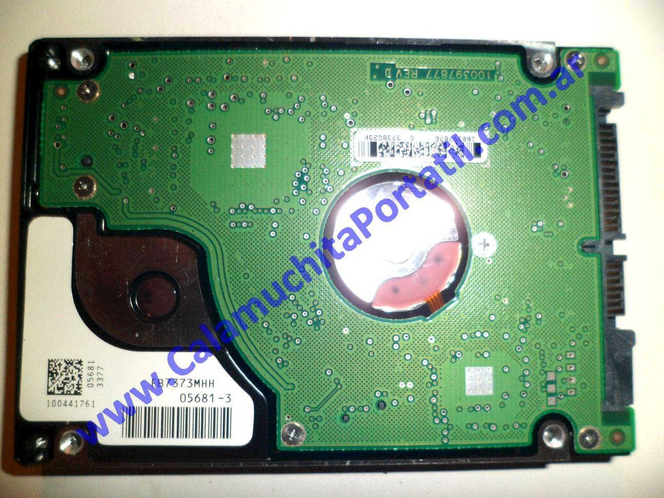 0014HDA Disco Rígido Hewlett Packard Pavilion TX1000 / TX1030la