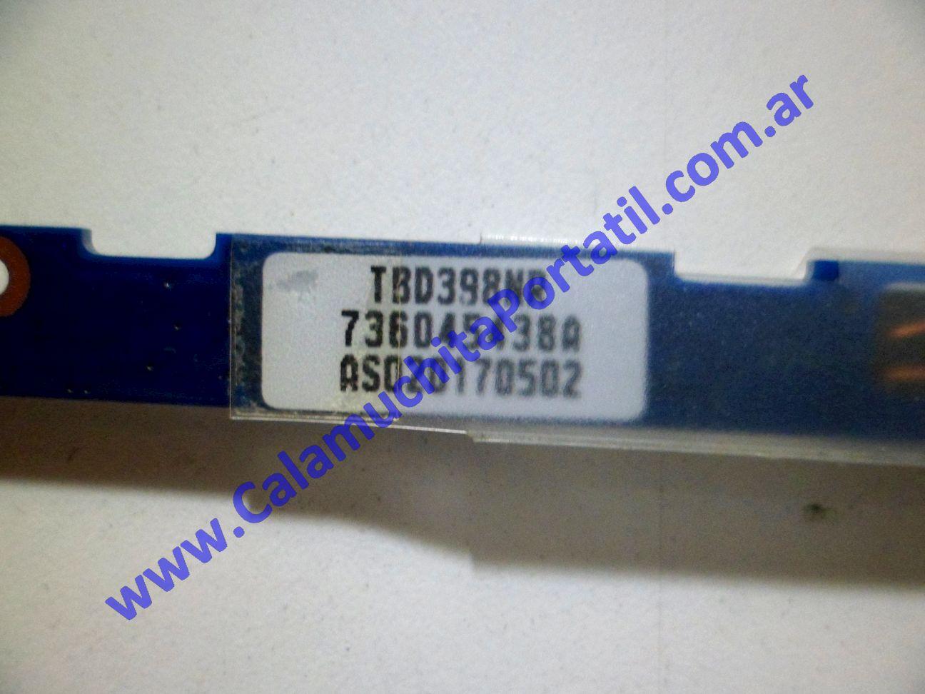 0014INV Inverter Hewlett Packard Pavilion TX1000 / TX1030la