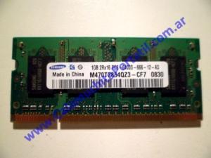 0014NMA Memoria Hewlett Packard Pavilion TX1000 / TX1030la