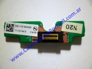 0014PFP Placa FingerPrint Hewlett Packard Pavilion TX1000 / TX1030la