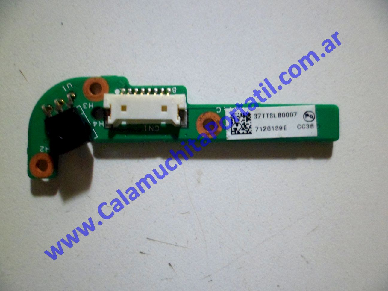0014PLE Placa Leds Hewlett Packard Pavilion TX1000 / TX1030la