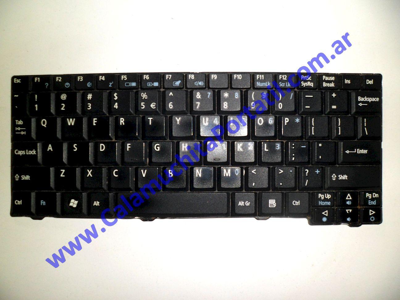 0016KBA Teclado Acer Aspire One D250