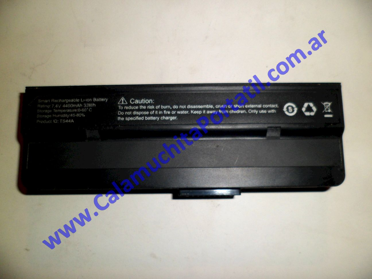 0017BAA Batería Olivetti uw100
