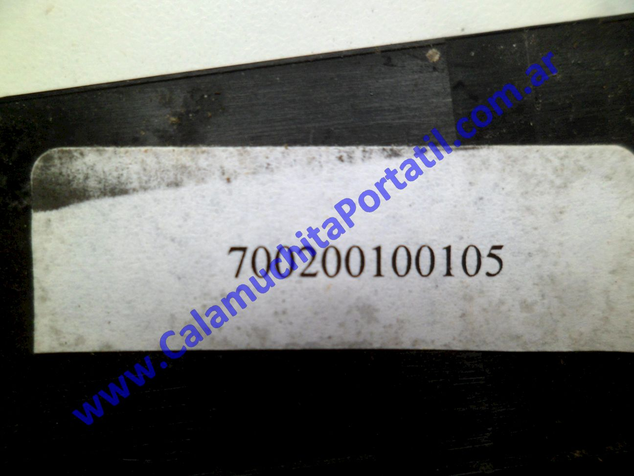 0017CAB Carcasa Marco Olivetti uw100