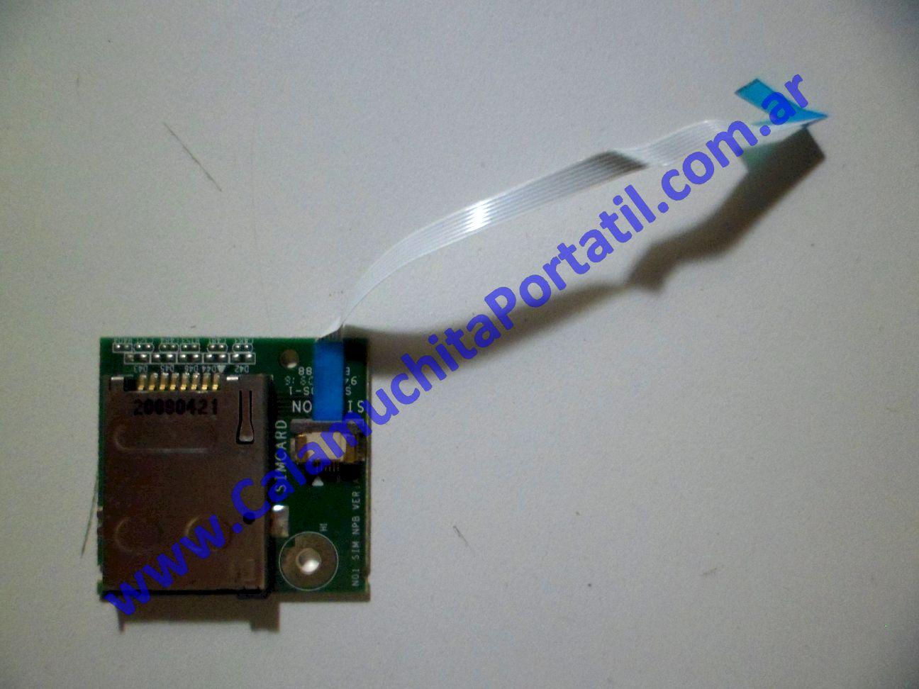 0017PSI Placa Sim Olivetti uw100