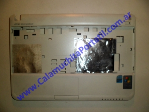 0018CAC Carcasa Teclado MSI Wind U100 / MS-N011