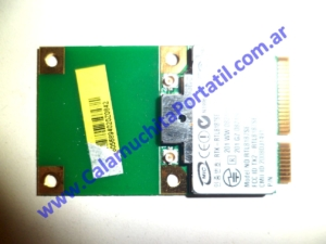 0018PWI Placa Wifi MSI Wind U100 / MS-N011