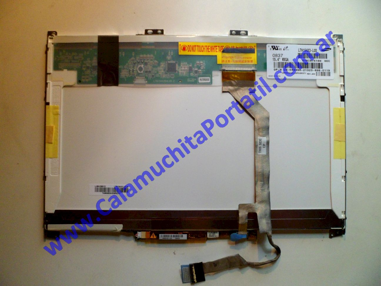 0019DIA Display Dell Inspiron 1525