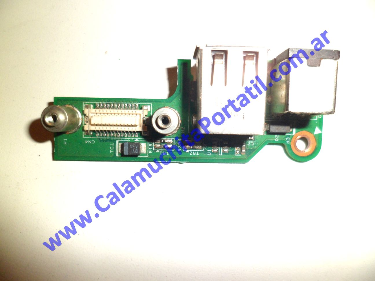 0019JPO Conector Power Dell Inspiron 1525