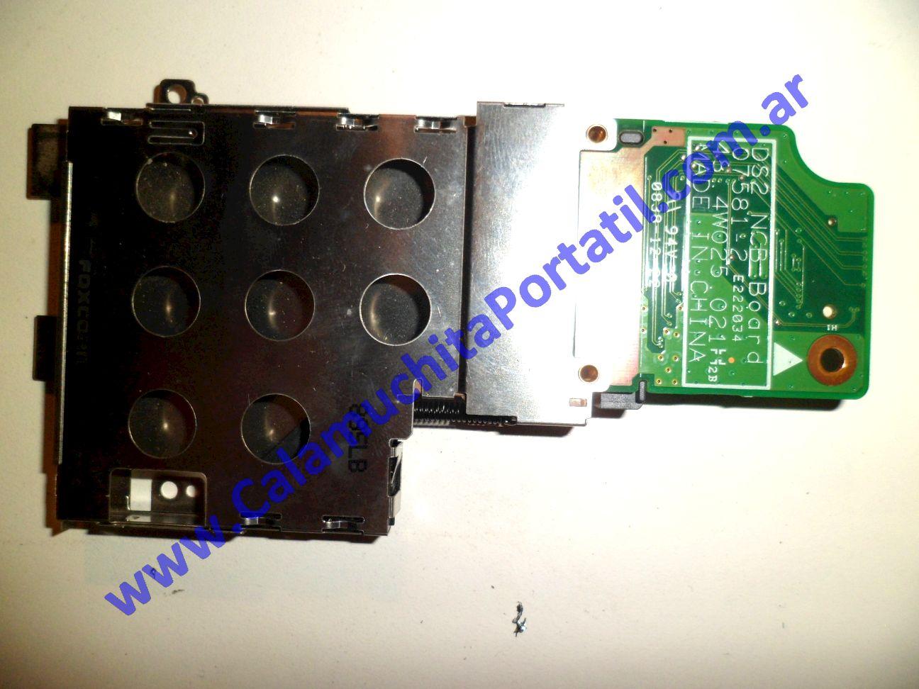 0019PPC Placa PCMCIA Dell Inspiron 1525