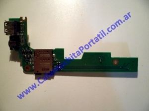 0019PUS Placa USB Dell Inspiron 1525