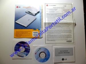 0021AMA Manual LG LW40 / LGW4