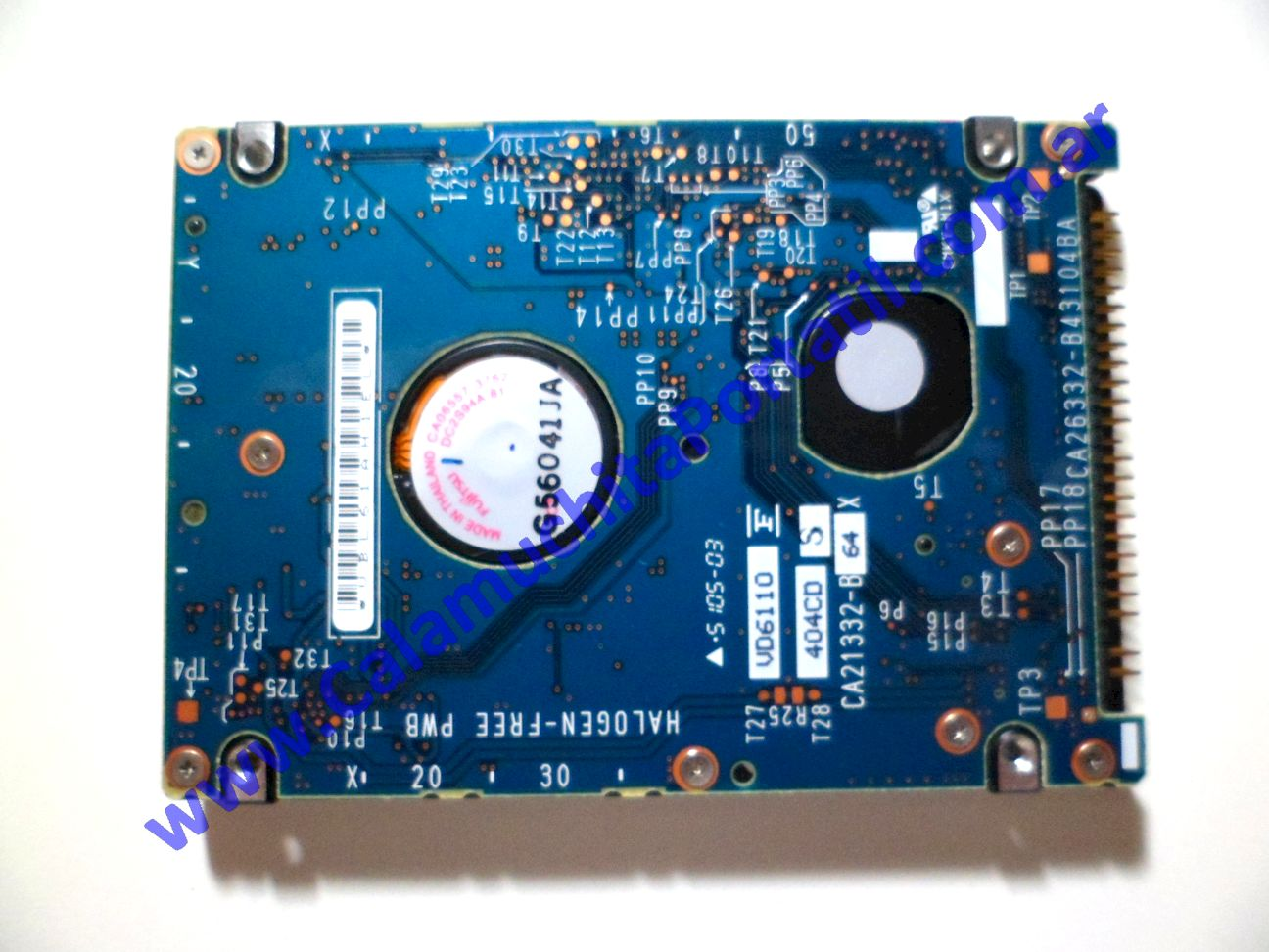 0021HDA Disco Rígido LG LW40 / LGW4