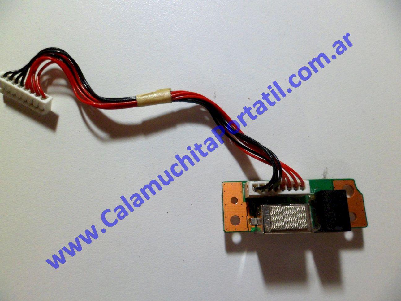 0021JPO Conector Power LG LW40 / LGW4