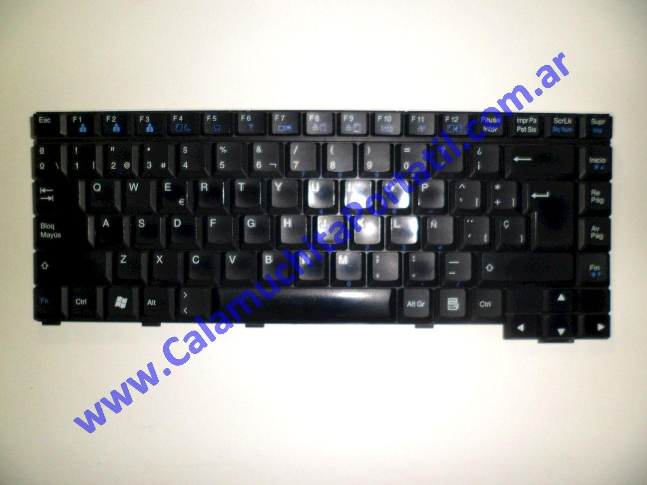 0021KBA Teclado LG LW40 / LGW4