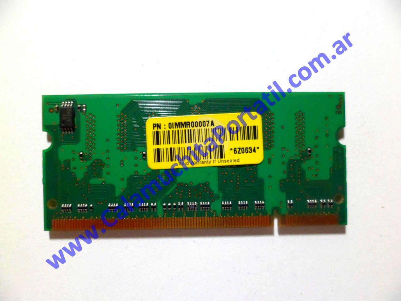 0021NMB Memoria LG LW40 / LGW4