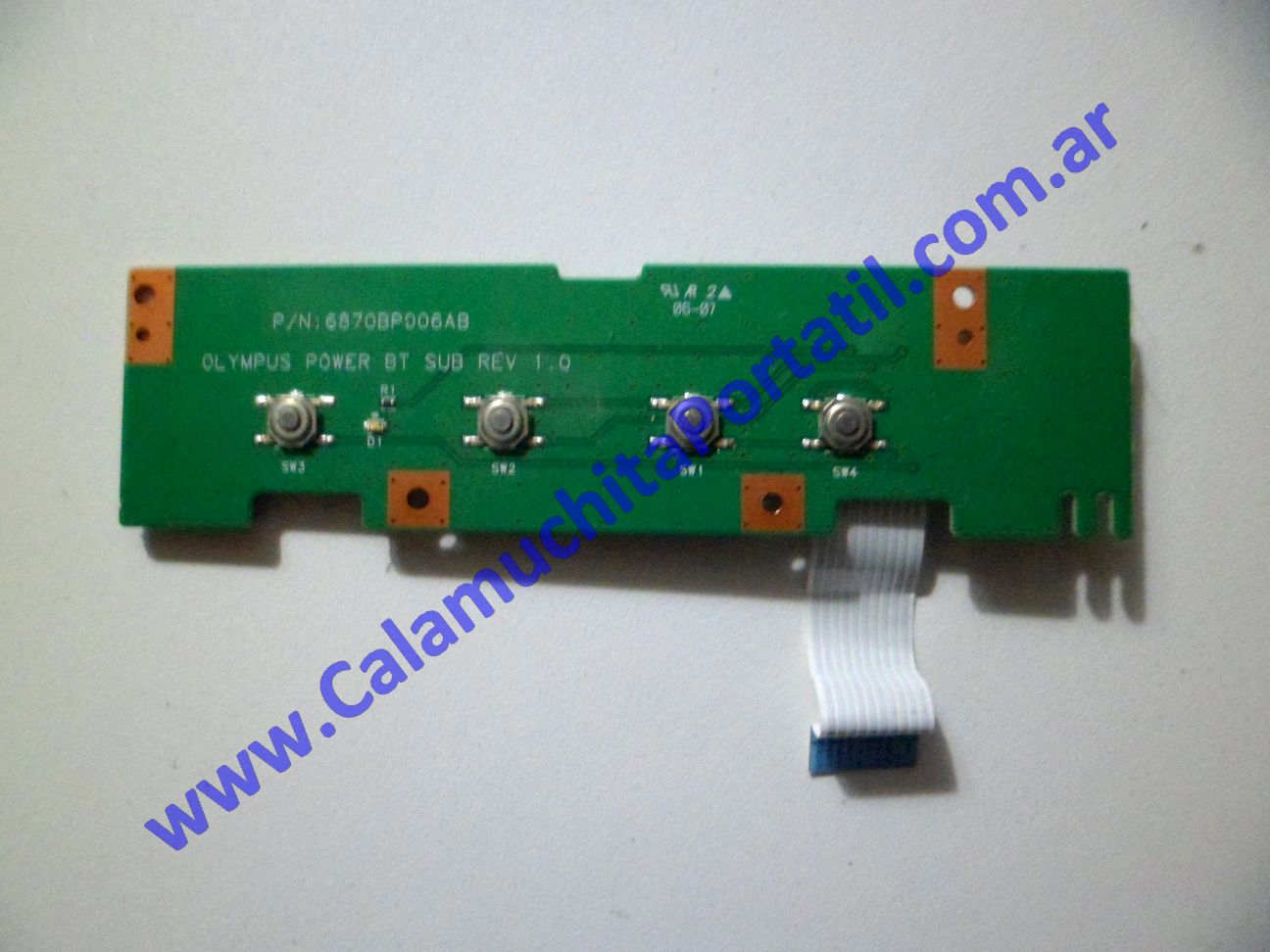 0021PEN Placa Encendido LG LW40 / LGW4
