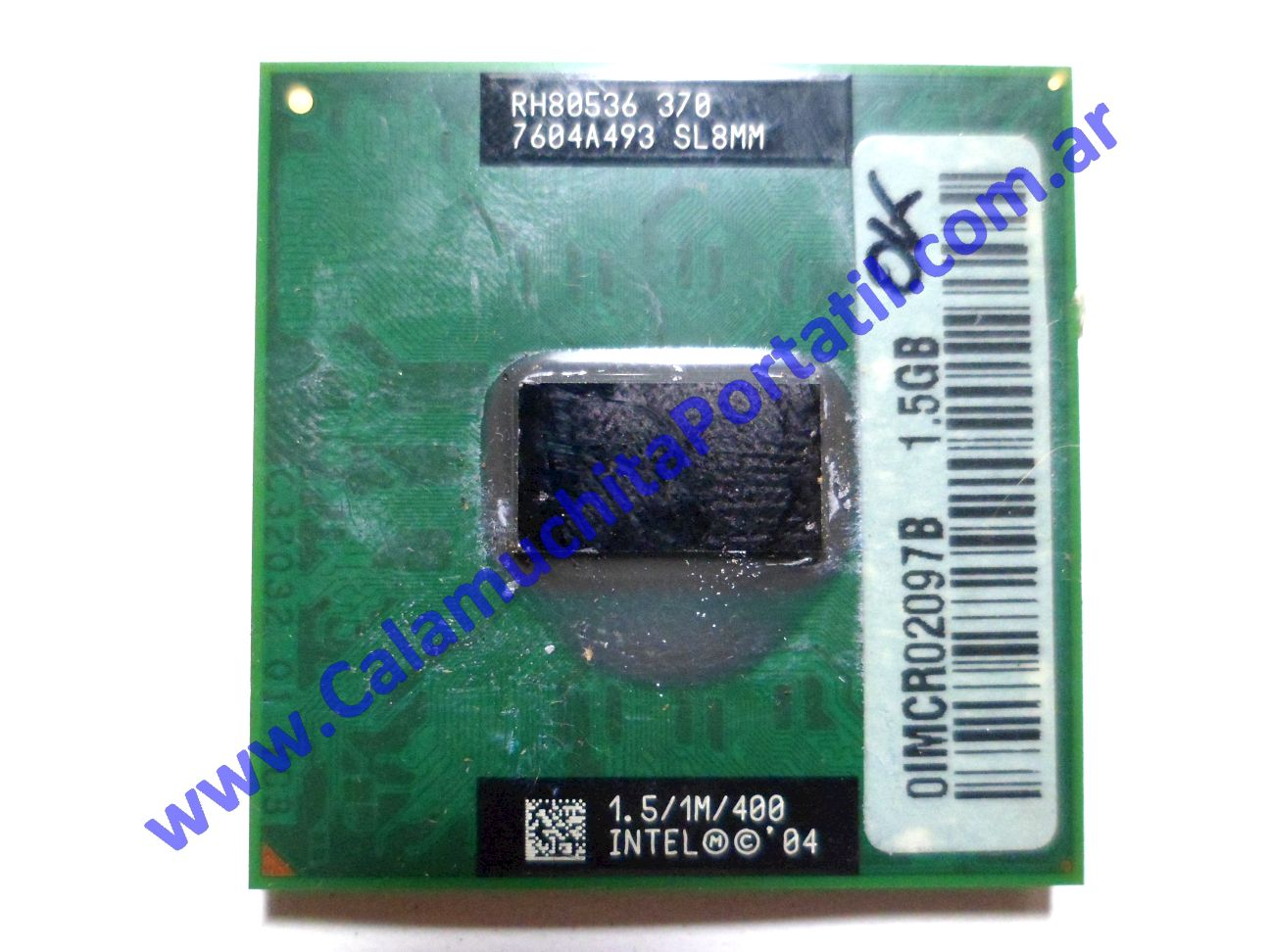 0021QQA Procesador LG LW40 / LGW4