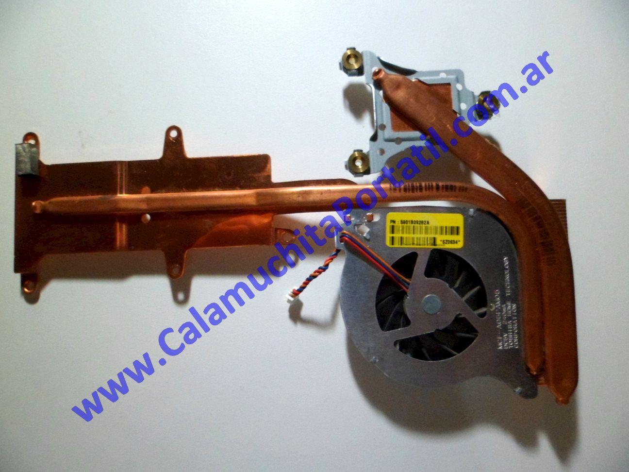 0021VDA Cooler C/Disipador LG LW40 / LGW4