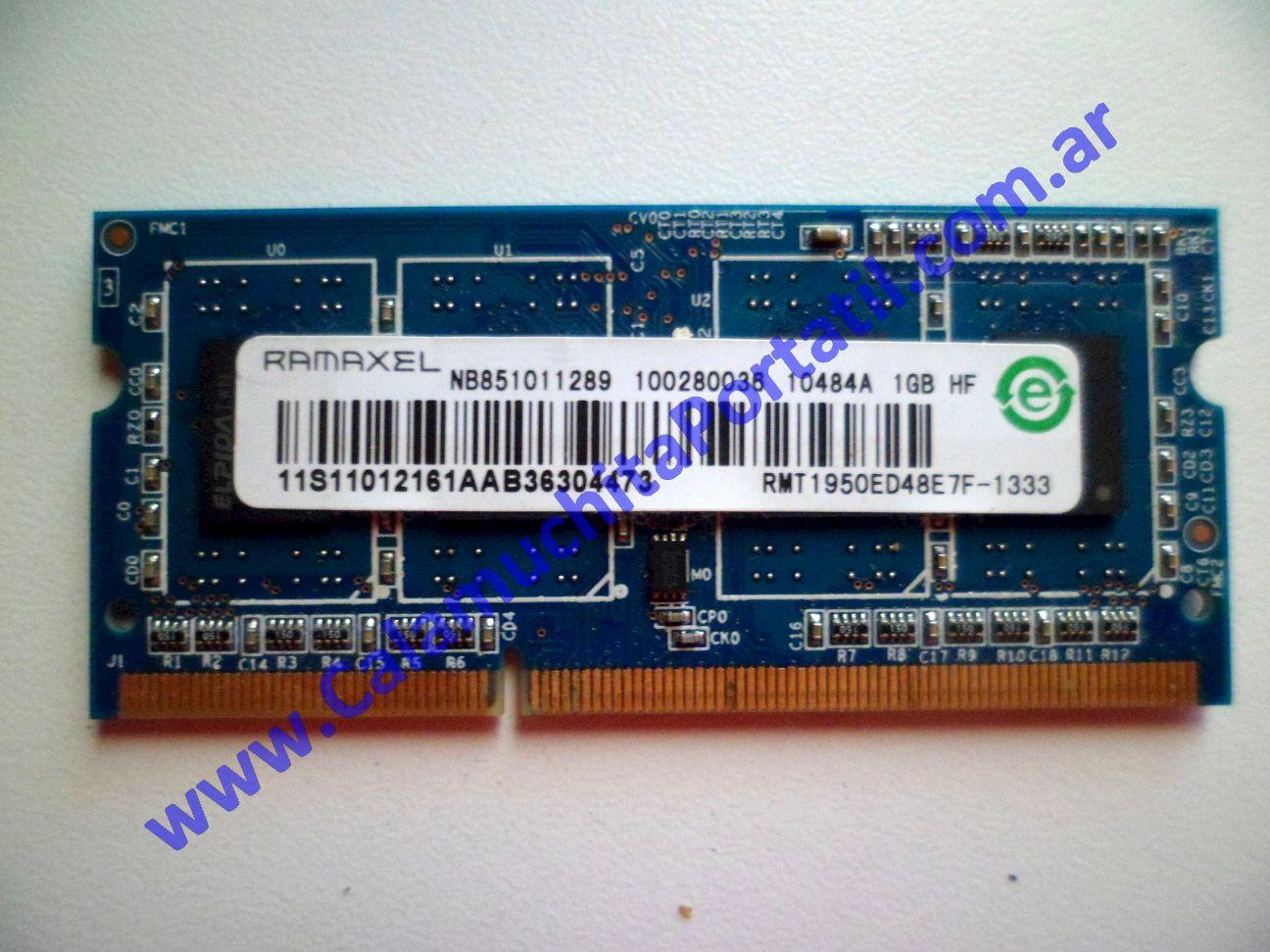0022NMA Memoria Lenovo S10-3c