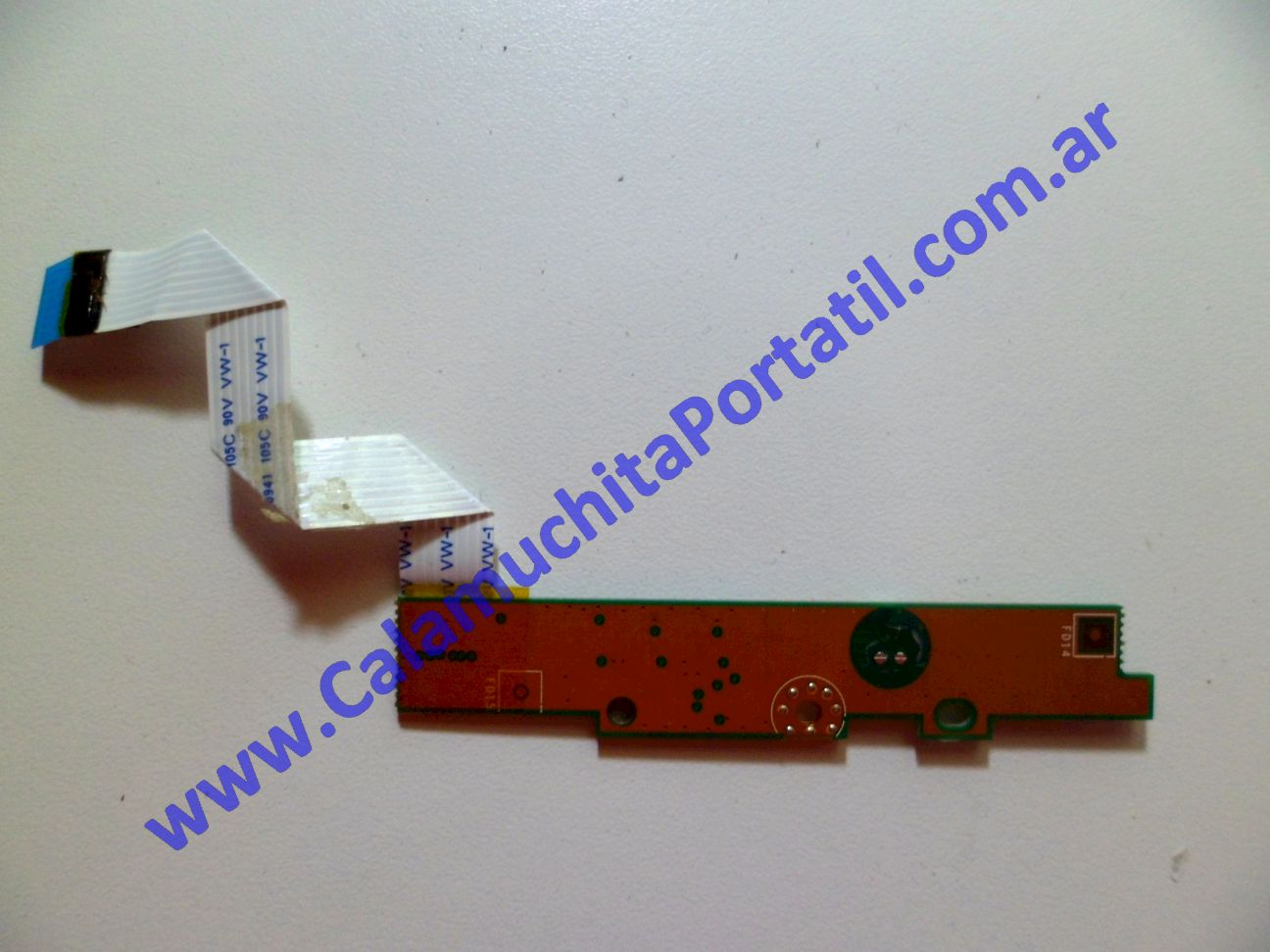 0022PLE Placa Leds Lenovo S10-3c