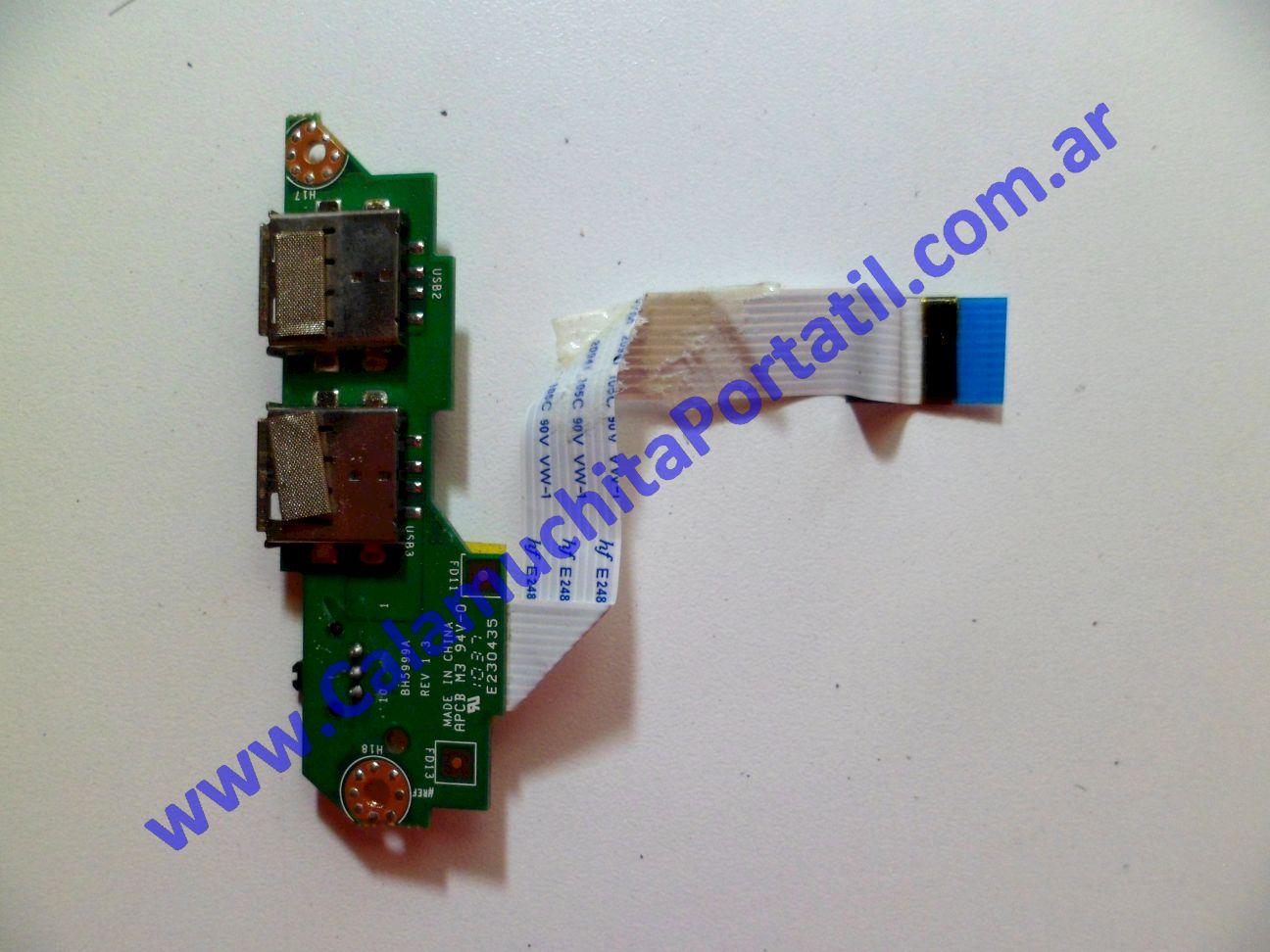 0022PUS Placa USB Lenovo S10-3c