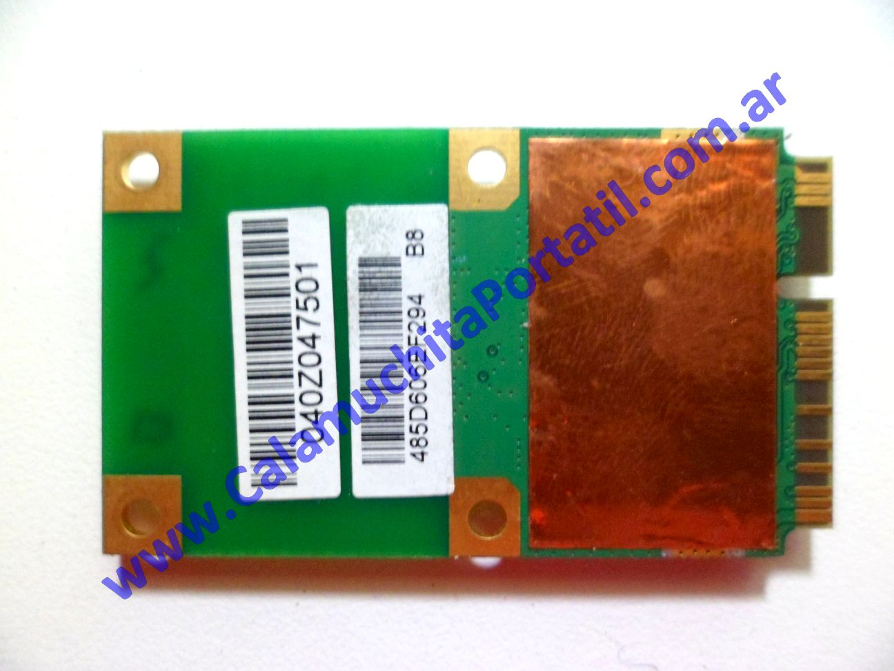 0022PWI Placa Wifi Lenovo S10-3c