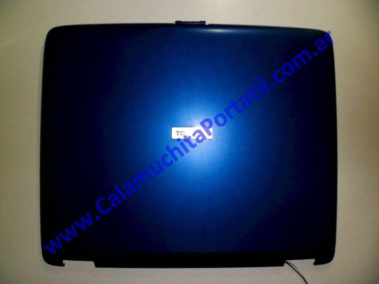 0023CAA Carcasa Tapa Toshiba Satellite A60-SP159
