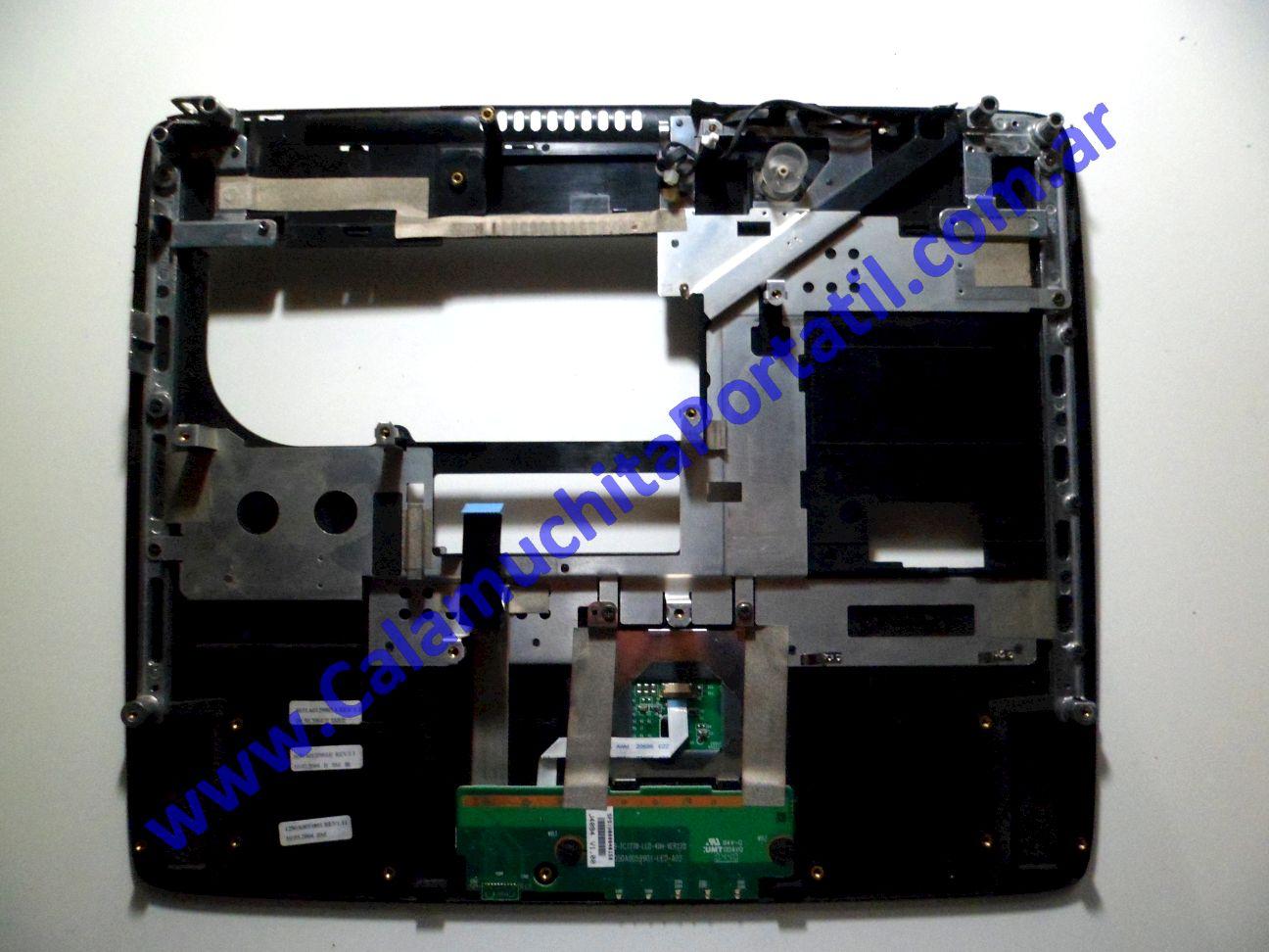 0023CAC Carcasa Teclado Toshiba Satellite A60-SP159