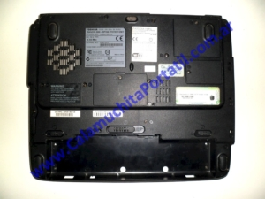 0023CAD Carcasa Base Toshiba Satellite A60-SP159