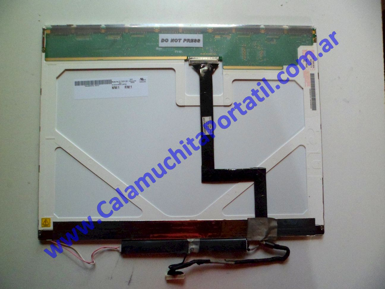 0023DIA Display Toshiba Satellite A60-SP159