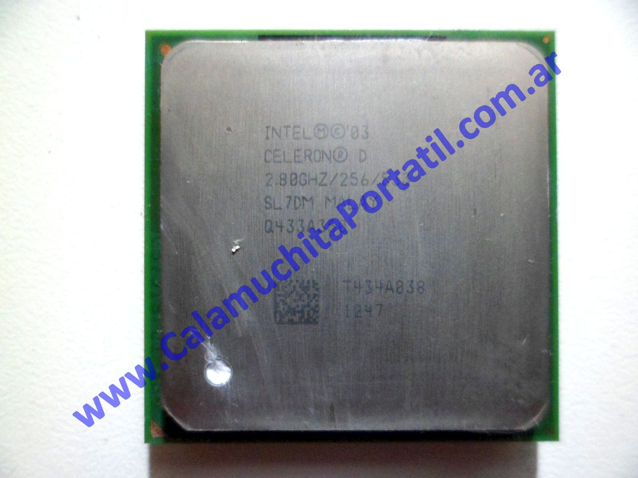 0023QQA Procesador Toshiba Satellite A60-SP159