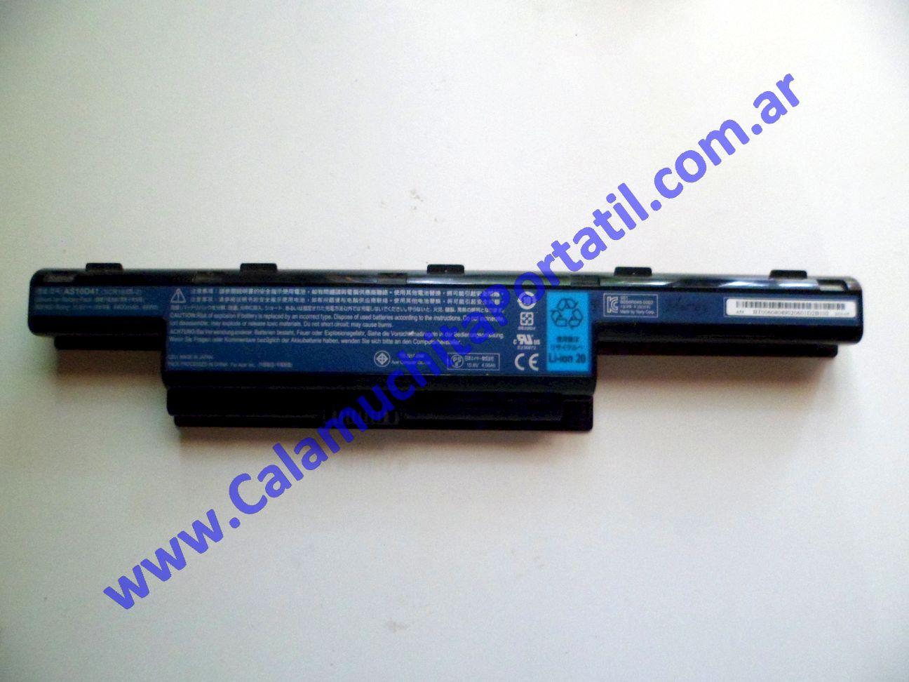 0024BAA Batería Acer Aspire 5251-1080 / NEW75