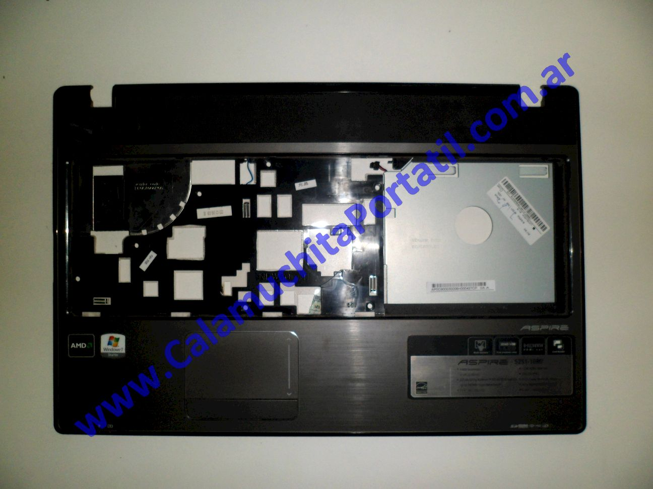 0024CAC Carcasa Teclado Acer Aspire 5251-1080 / NEW75