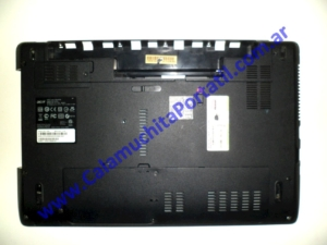 0024CAD Carcasa Base Acer Aspire 5251-1080 / NEW75