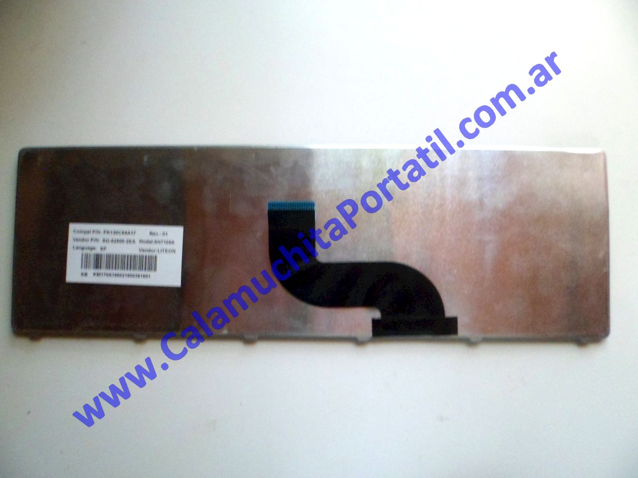 0024KBA Teclado Acer Aspire 5251-1080 / NEW75