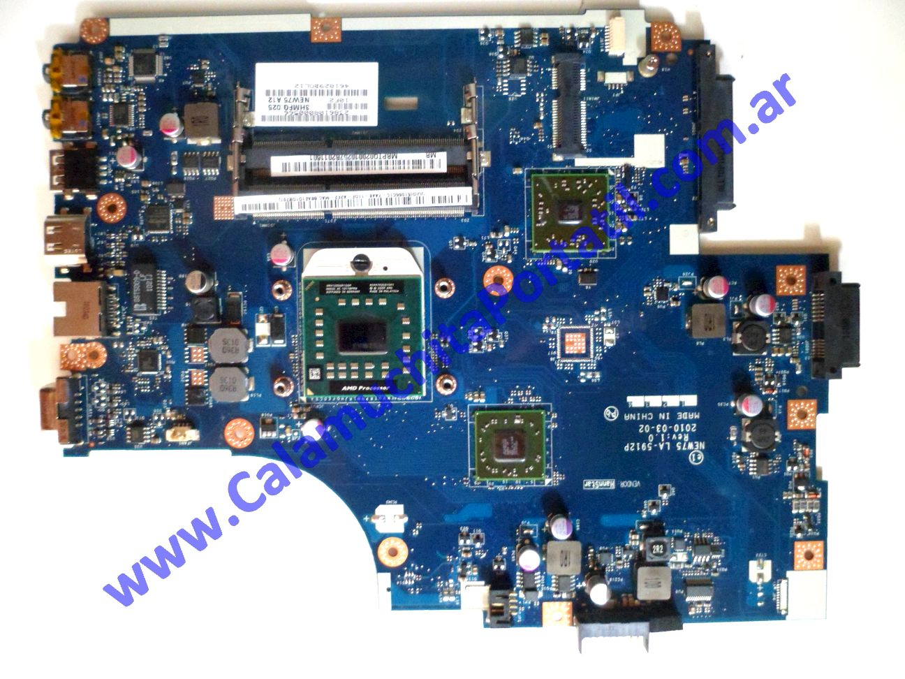 0024MOA Mother Acer Aspire 5251-1080 / NEW75